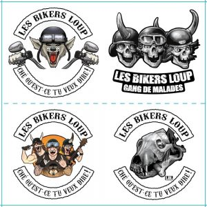 Boutique Bikers Loup